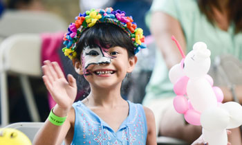 Texas Cavaliers Outreach Programs and Fiesta Events