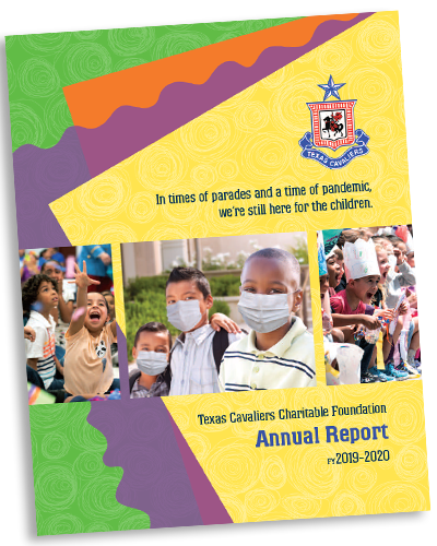 Texas Cavaliers Charitable Foundation 2020 Annual Report