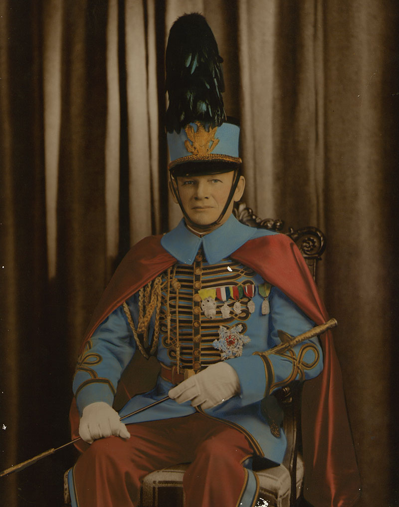 King Antonio XXIII (1941) - George E. Friedrich