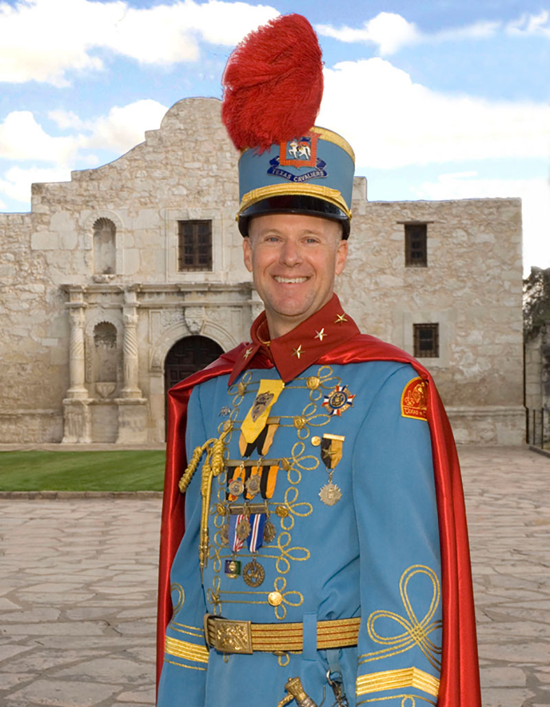 King Antonio LXXXV (2007) - Joe R. Peacock, Jr.